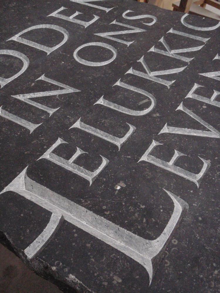 Grafsteen Oosterbeek