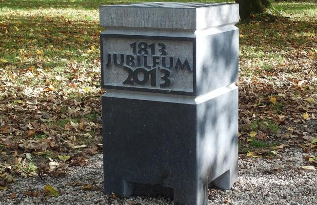 Monument voor 200 jaar Koninkrijk